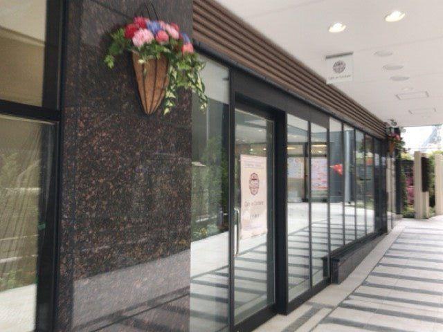 カフェ 5月オープン予定