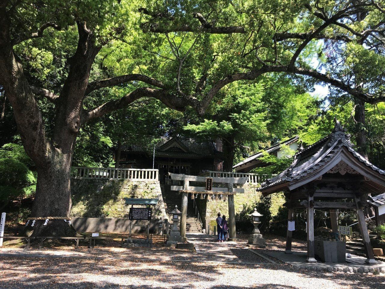 事任八幡宮(ことのまま神社)