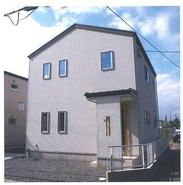 新築住宅 外観