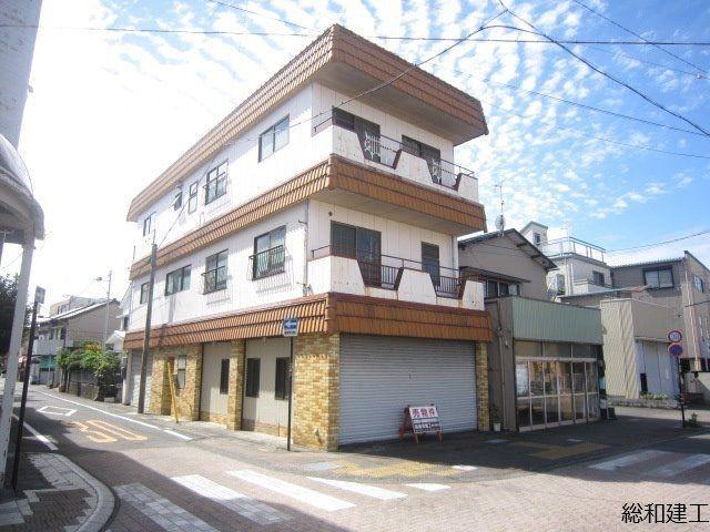 焼津駅徒歩5分!解体更地渡し、建築条件なし! 表紙